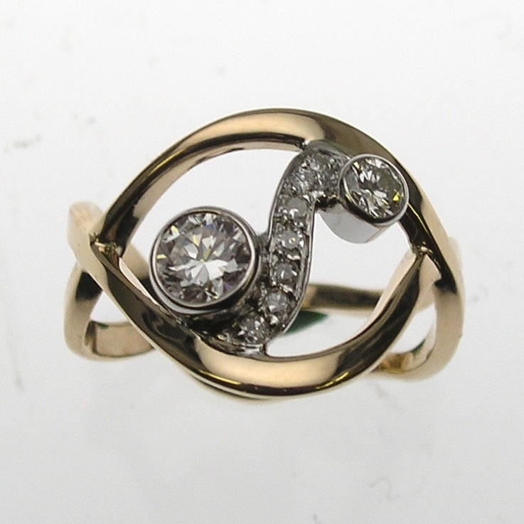 wedding ring for elaina designs